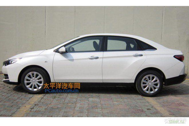 Nissan Venucia D60 : бюджетный седан для китайского рынка