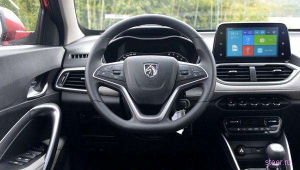 Китайский Baojun 510 продается в 26 раз лучше Hyundai Creta