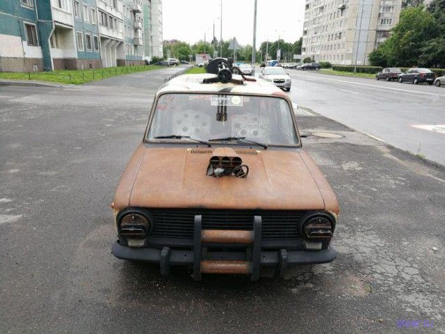 ВАЗ 2102 Mad Max Russian Edition
