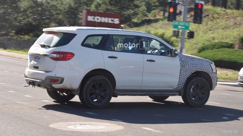Первые фото возрожденного Ford Bronco