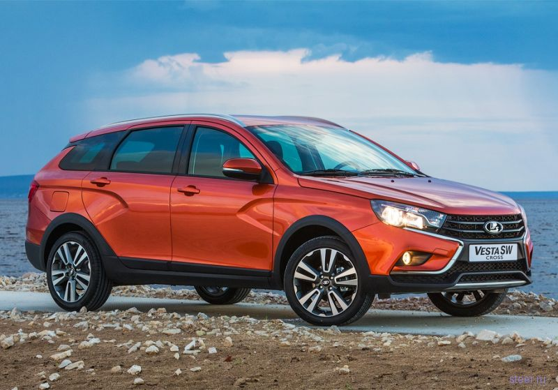 Топовоая версия универсала Lada Vesta будет стоить дороже 800 тысяч рублей
