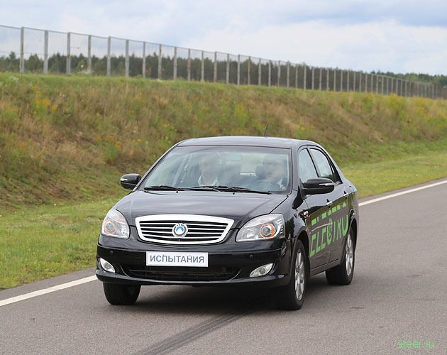 В Белоруссии представили первый электромобиль собственной разработки