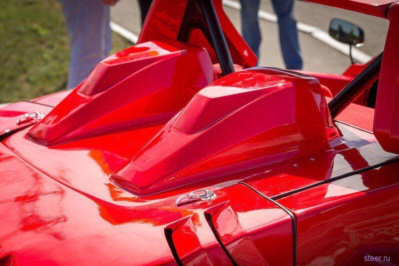 Уникальную спортивную Lada Revolution продают за 1 170 000 рублей