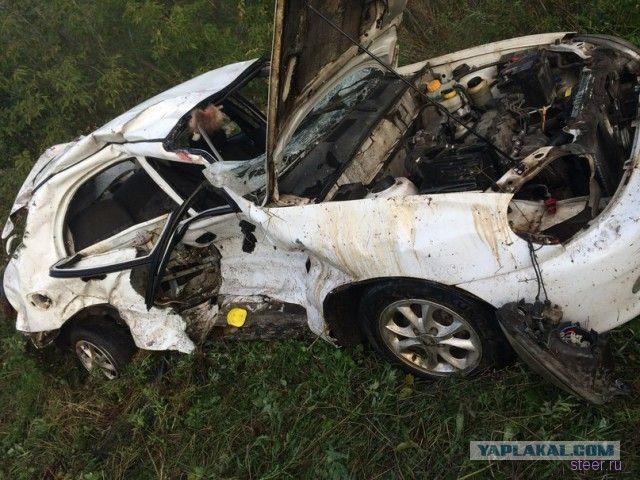 Водитель, убивший четырех человек, хочет уйти от ответствености