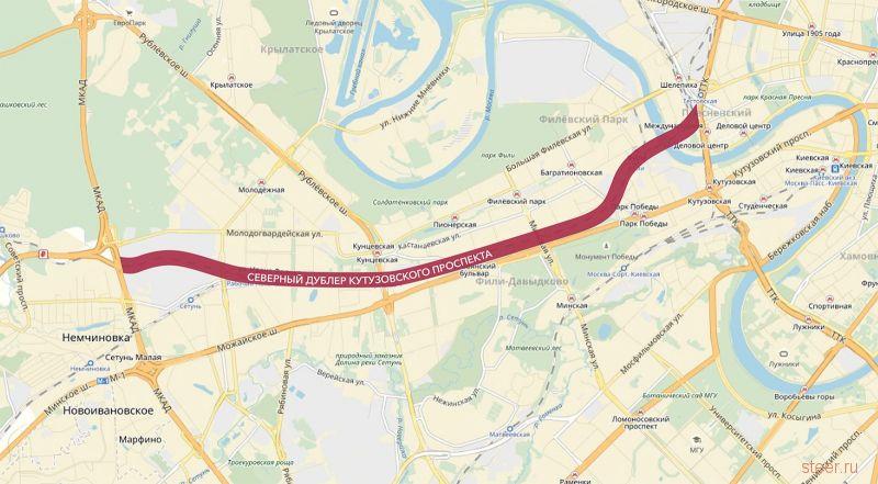 За чей счет построят первую платную трассу в Москве