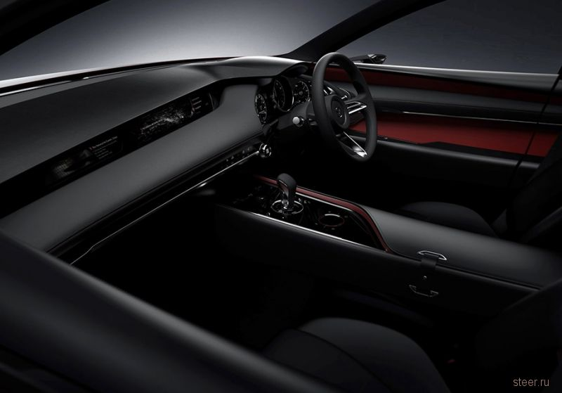 Mazda Kai - предвестник новой «тройки»