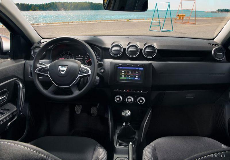 Первые изображения Renault Duster нового поколения
