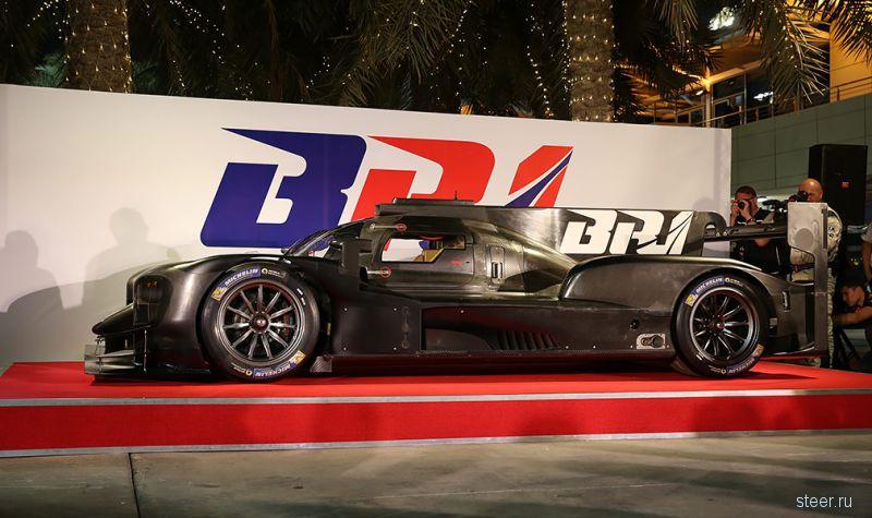 В Бахрейне представлен российский болид для гонок на выносливость