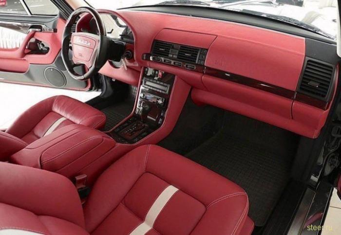 В Германии продают необычный ГАЗ-21 по цене спорткара