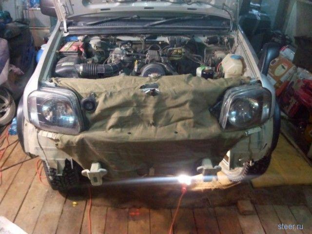 Как готовят автомобиль к зиме в Якутске