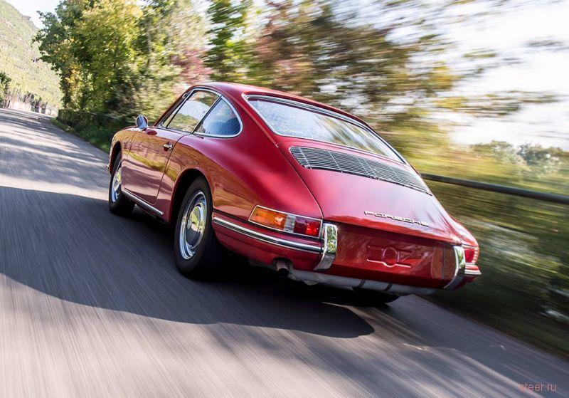 Porsche закончила реставрацию старейшего 911-го
