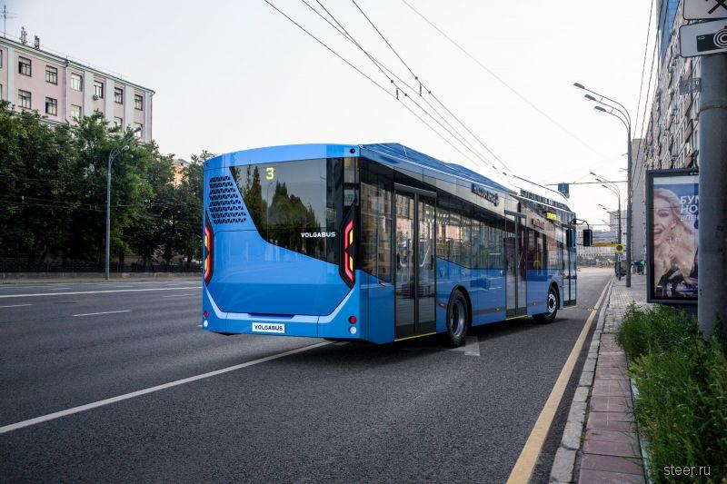 Представлен новейший российский автобус Volgabus Ситиритм12Е