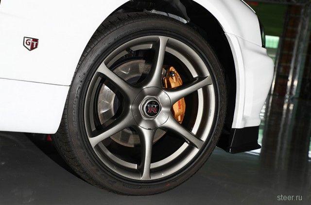 Редкий Nissan Skyline GT-R без пробега и в заводской пленке выставят на продажу