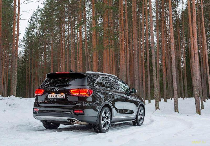 Российские продажи обновленного Kia Sorento Prime начнутся в феврале