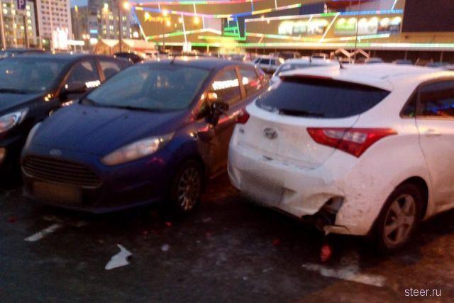 В Нижнем Новгороде попавшийся на взятке полицейский устроил массовое ДТП