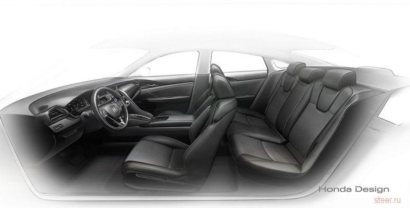 Honda воскресит гибрид Insight