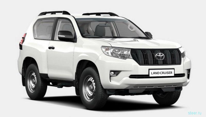 Toyota Land Cruiser Prado Utility : «народная» версия модели Land Cruiser Prado