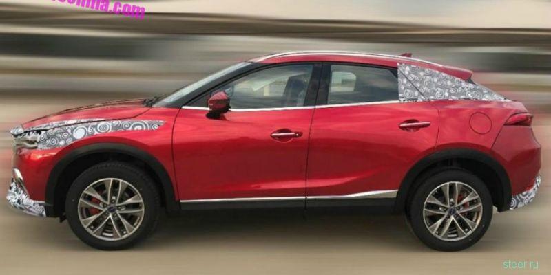 Китайская Zotye выпустит копию Mazda CX-4