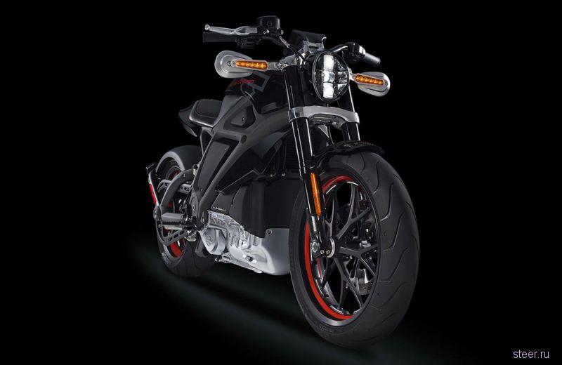 Harley-Davidson LiveWire : Электрический «Харлей»
