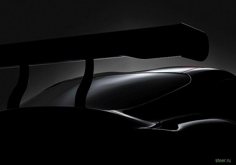 Toyota показала первое изображение новой Supra