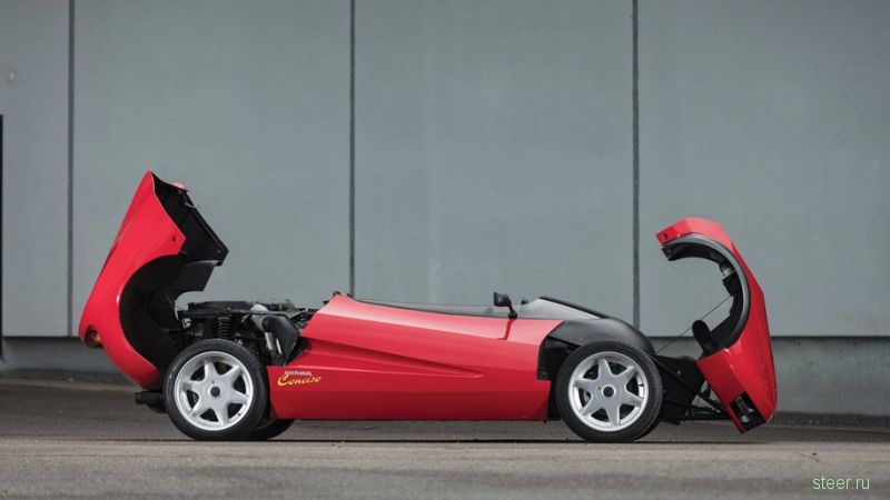 На продажу выставили самый странный Ferrari 328 GTS Conciso