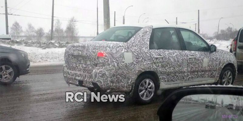 АвтоВАЗ начал дорожные испытания обновленной Lada Granta