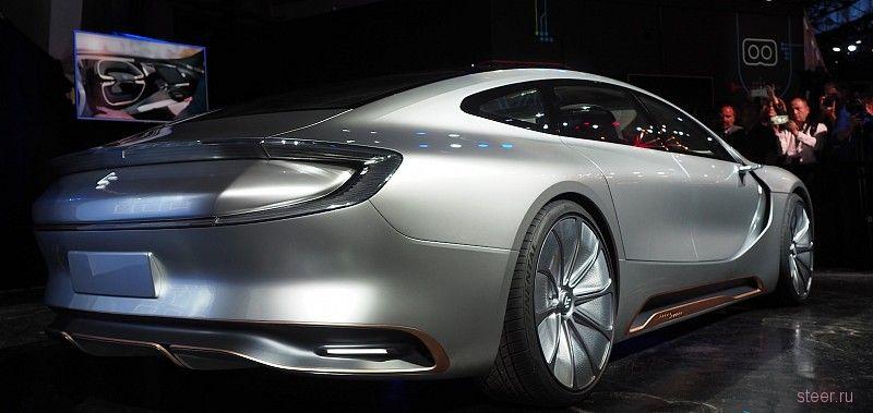 LeSee - китайский Tesla
