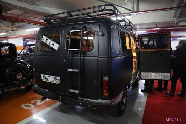 Лакшери буханки от монгольского автоателье