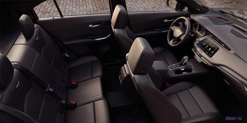 Cadillac представил свой самый маленький кроссовер XT4