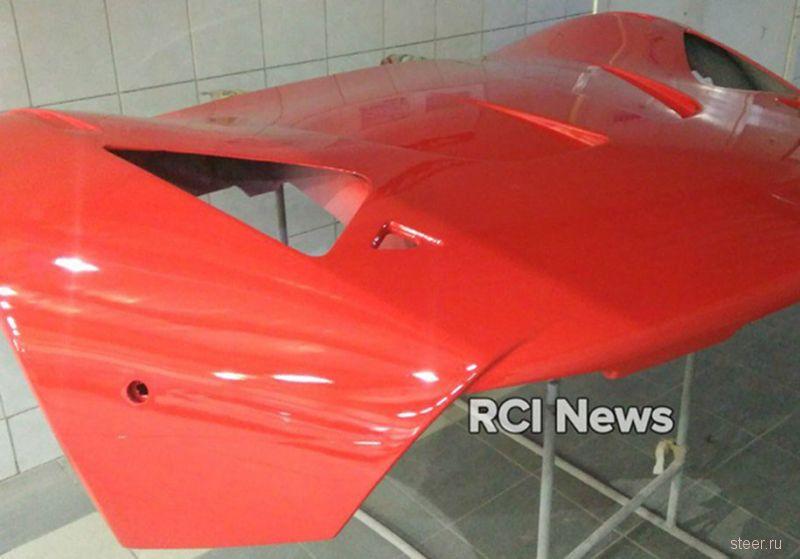 Спорткары Marussia воскрешают в Новосибирске
