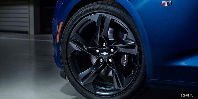 Представлен обновленный Chevrolet Camaro