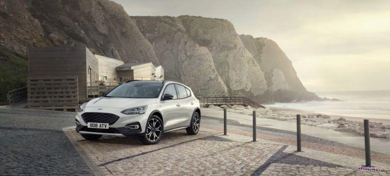 Официально представлен новый Ford Focus
