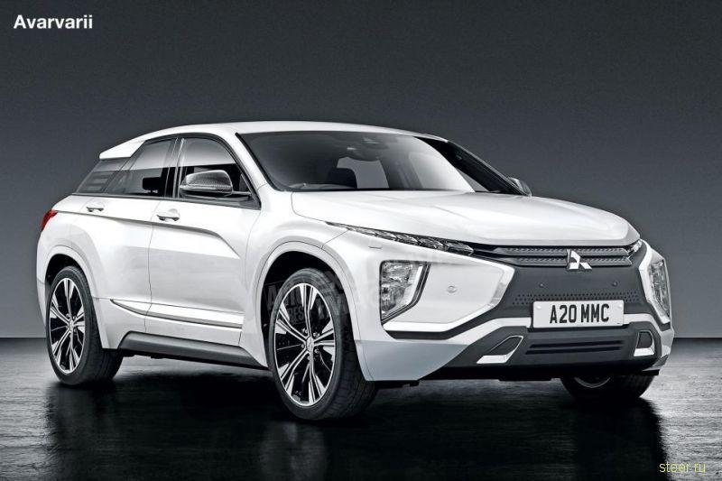 Каким будет новый Mitsubishi Lancer