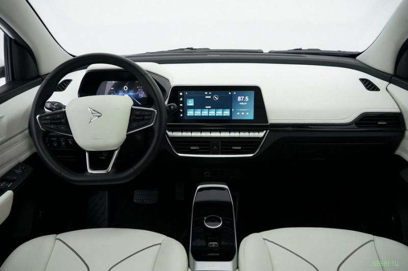 Sitech DEV1 : народный автомобиль по-китайски