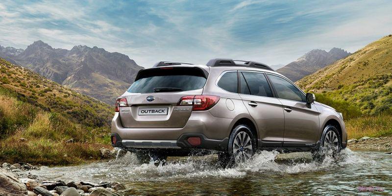 Стартовали российские продажи обновленного Subaru Outback