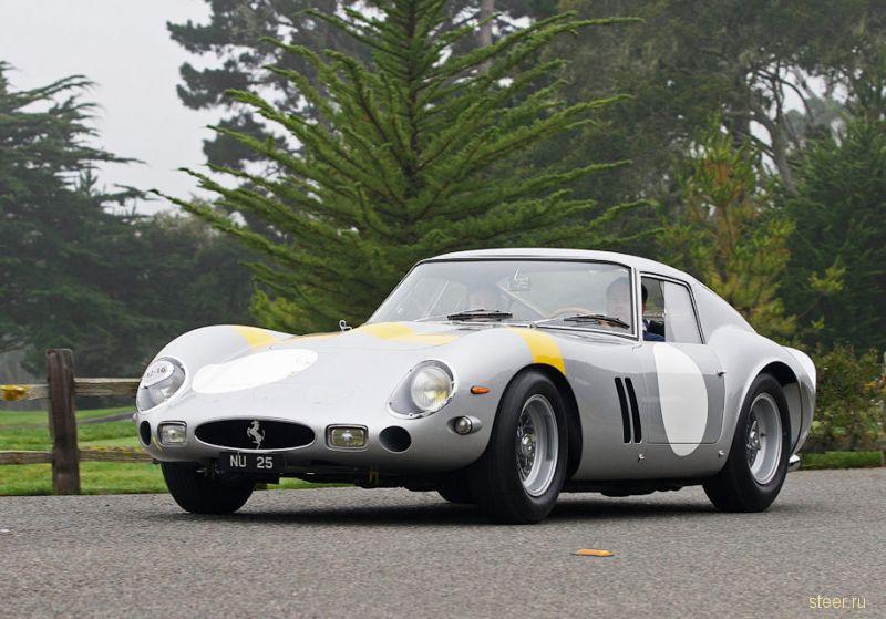 Классический Ferrari продали за рекордные 4 миллиарда рублей