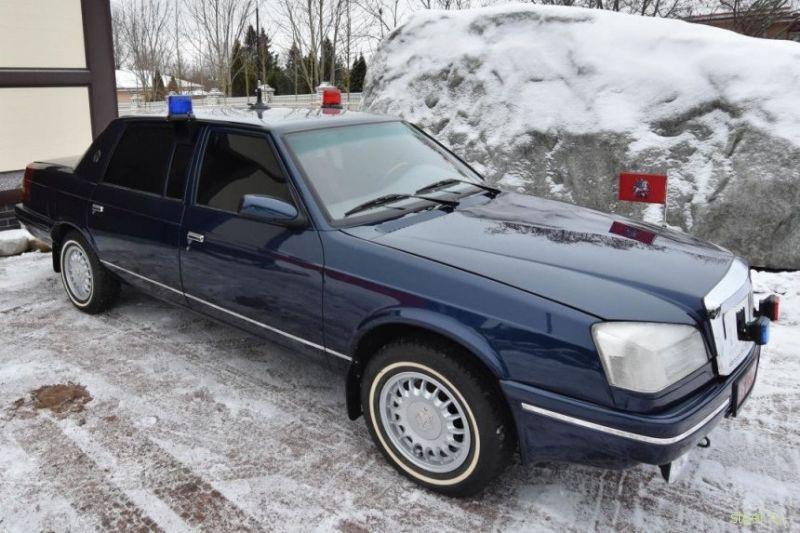 Редкий «Москвич Иван-Калита» оценили в 8 млн рублей