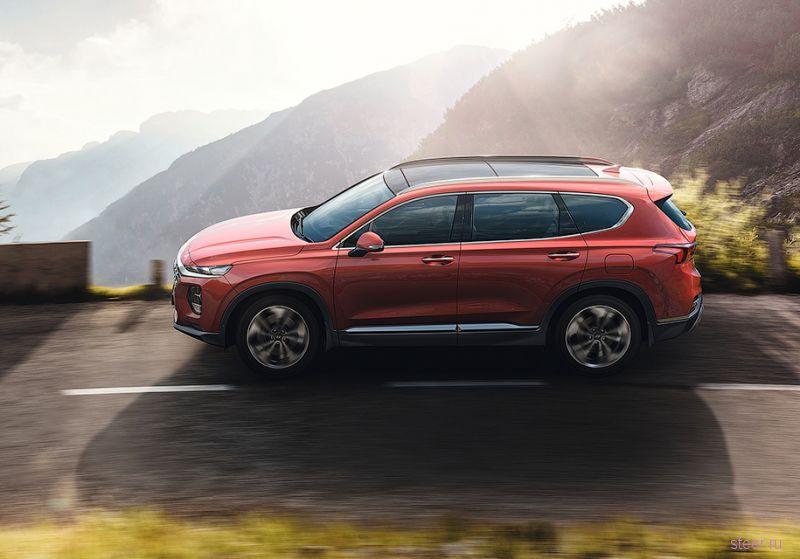 Hyundai Inspiration : роскошная версия нового Santa Fe