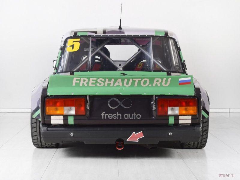 ВАЗ-2105 мощностью 610 л.с продают за 10 000 000 рублей