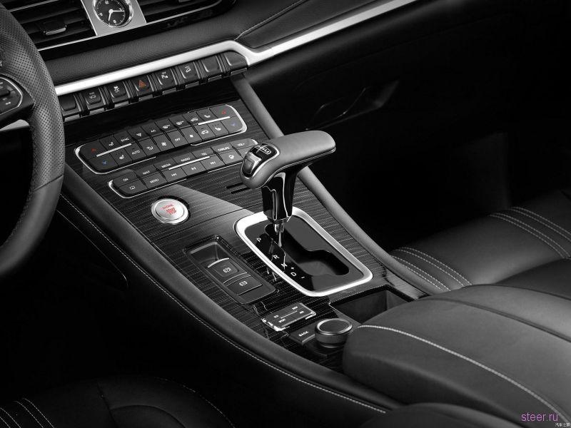 Кроссовер Bisu T7 : бюджетный китайский BMW X6