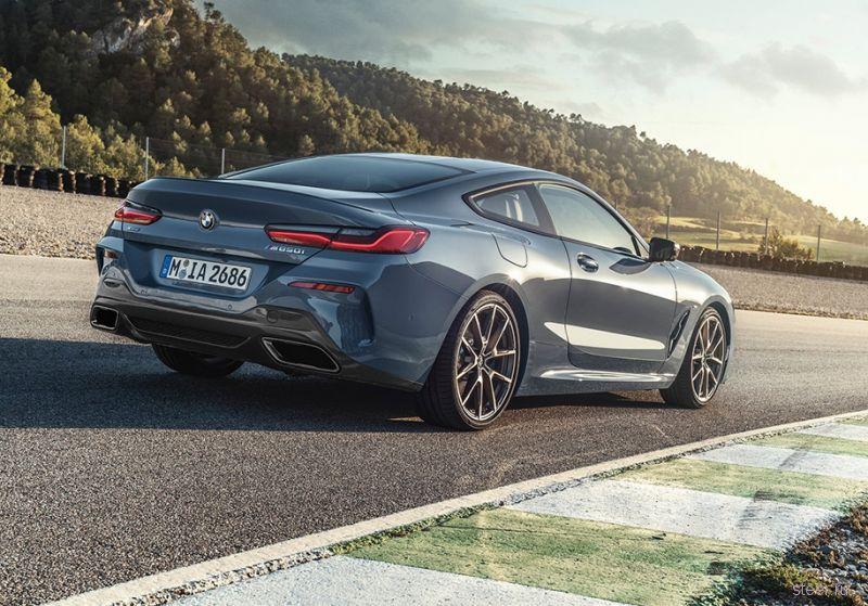 BMW представили новую купе 8 серии
