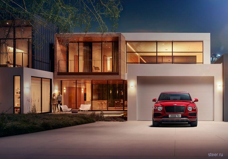 В России начали продавать Bentley Bentayga с двигателем от Lamborghini