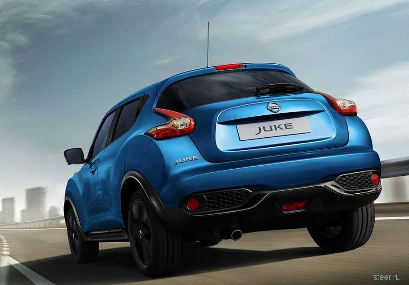 Обновленный Nissan Juke : от 1 200 000 рублей