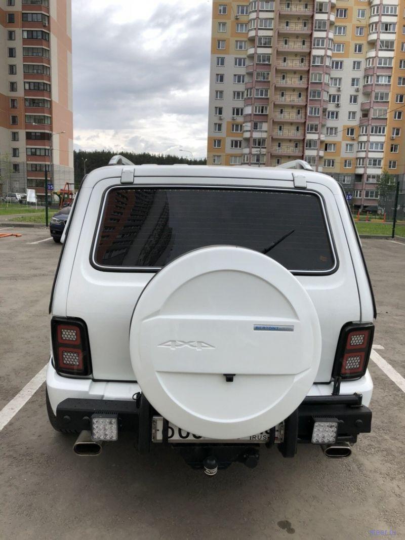 Как выглядит 9-летняя «Нива» за 1 500 000 рублей