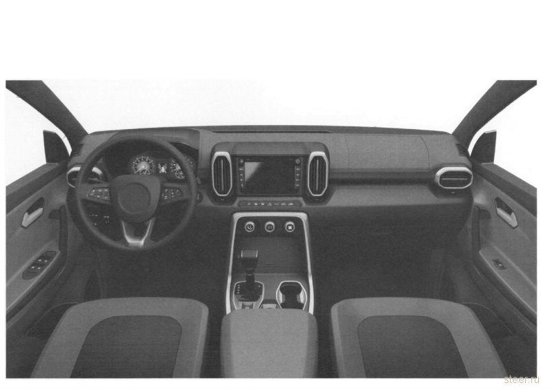 Кроссовер УАЗ 3170 : работы возобновлены
