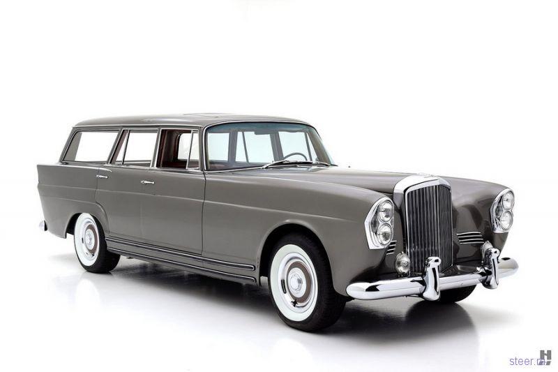 Уникальный Bentley S2 продают за $600 000