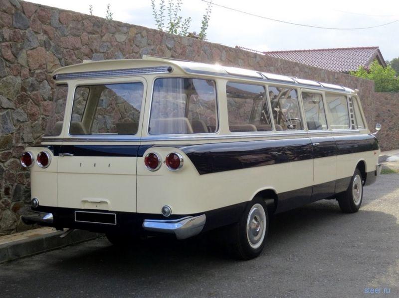 Раритетный автобус ЗИЛ 1967 года продают за 28 млн рублей