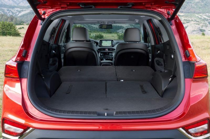 Первые подробности о новом Hyundai Santa Fe для России