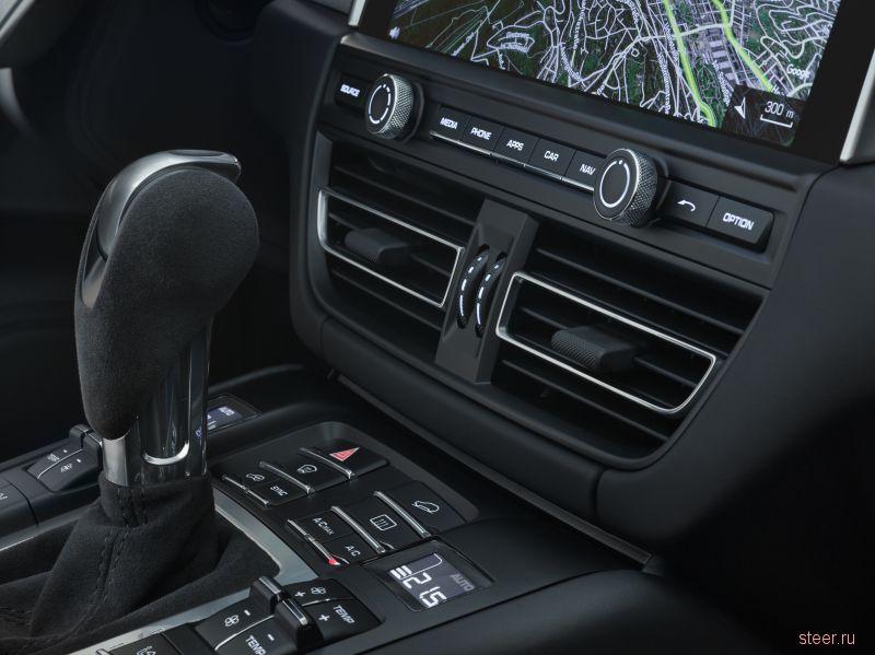 Представлен обновленный Porsche Macan