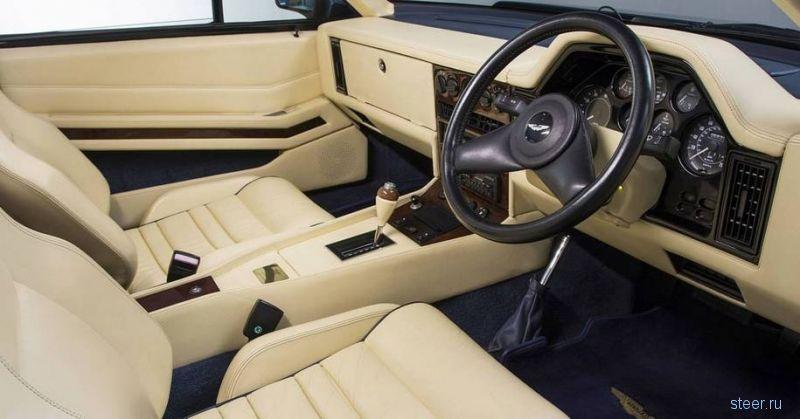 Тридцатилетний Aston Martin без крыши оценили в полмиллиона долларов